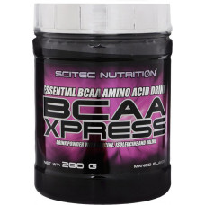 БЦАА, Scitec Nutrition, BCAA Xpress, (манго), 280 г