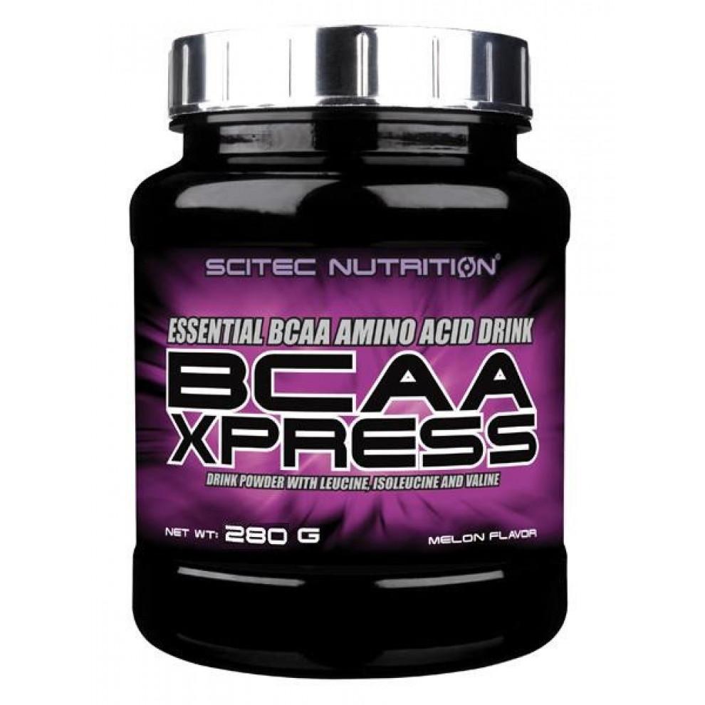 БЦАА, Scitec Nutrition, BCAA Xpress, (диня), 280 г