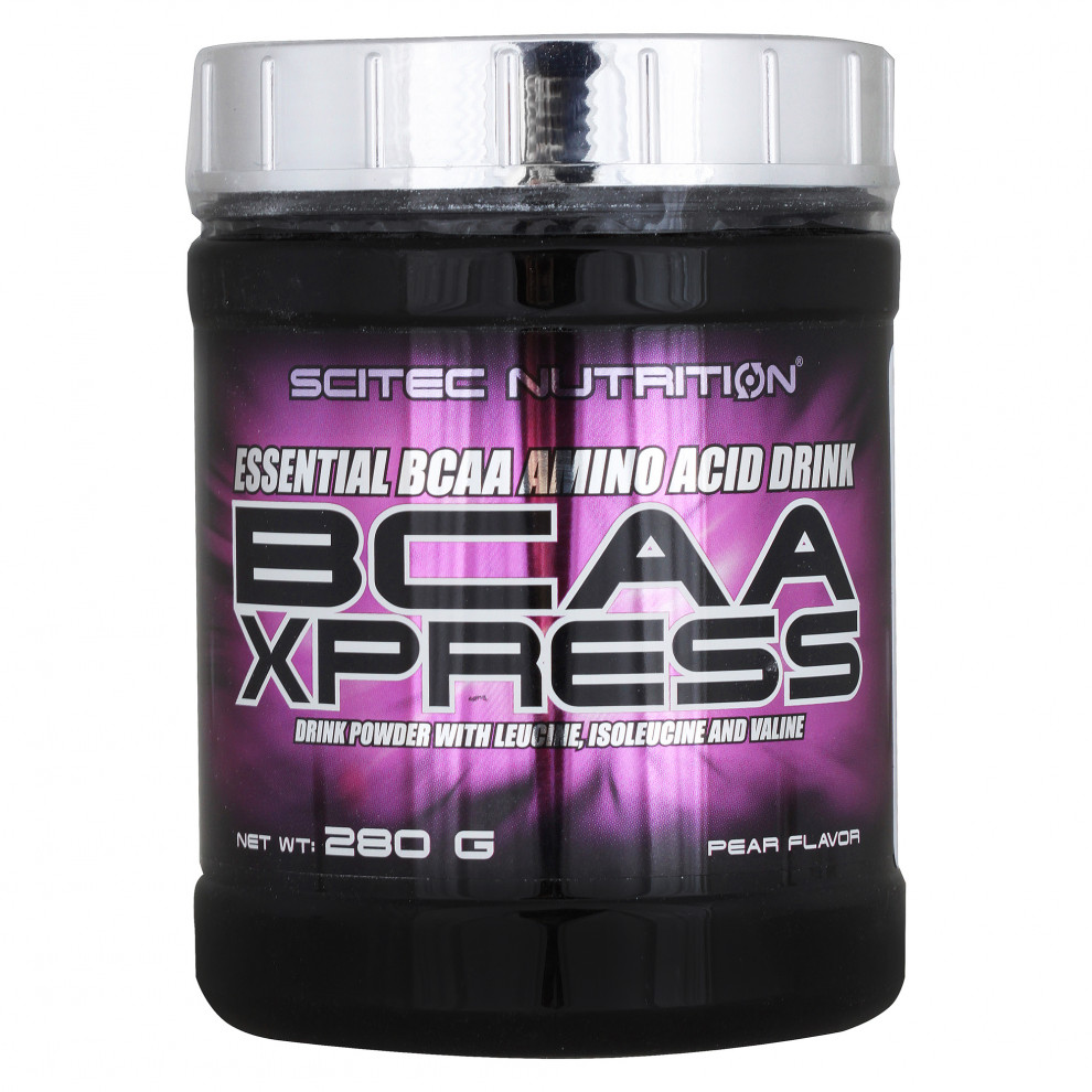 БЦАА, Scitec Nutrition, BCAA Xpress, (груша), 280 г