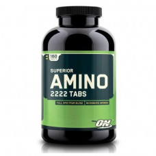 Амино 2222, Optimum Nutrition, Superior Amino 2222, 160 таблеток