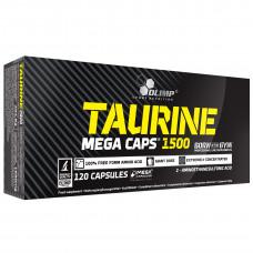 Таурин, Olimp Labs, Taurine, 1500 мг, 30 капсул