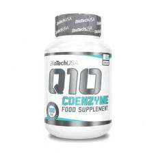 Коензим H2O Co-Q10, BioTechUSA, 60 капсул, 100 мг
