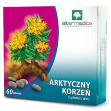 Арктичний корінь, Altermedica, Arctic Root, 60 таблеток