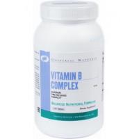Комплекс вітамінів B, Universal Naturals, Vitamin Complex B, 100 таблеток