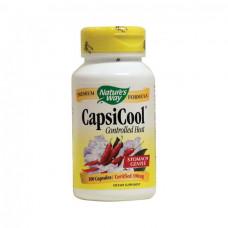 Каєнський перець + імбир, Nature`s Way, CapsiCool, 100 капсул