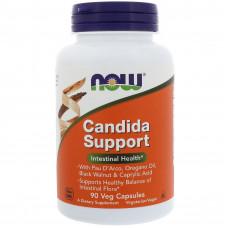 Протикандидний комплекс, Now Foods, Candida Support, 90 капсул