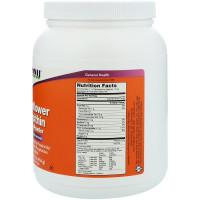 Подсолнечный лецитин, Now Foods, Sunflower Lecithin, 454 г