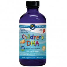 Омега-3 для детей, Nordic Naturals, Children's DHA, 237 мл