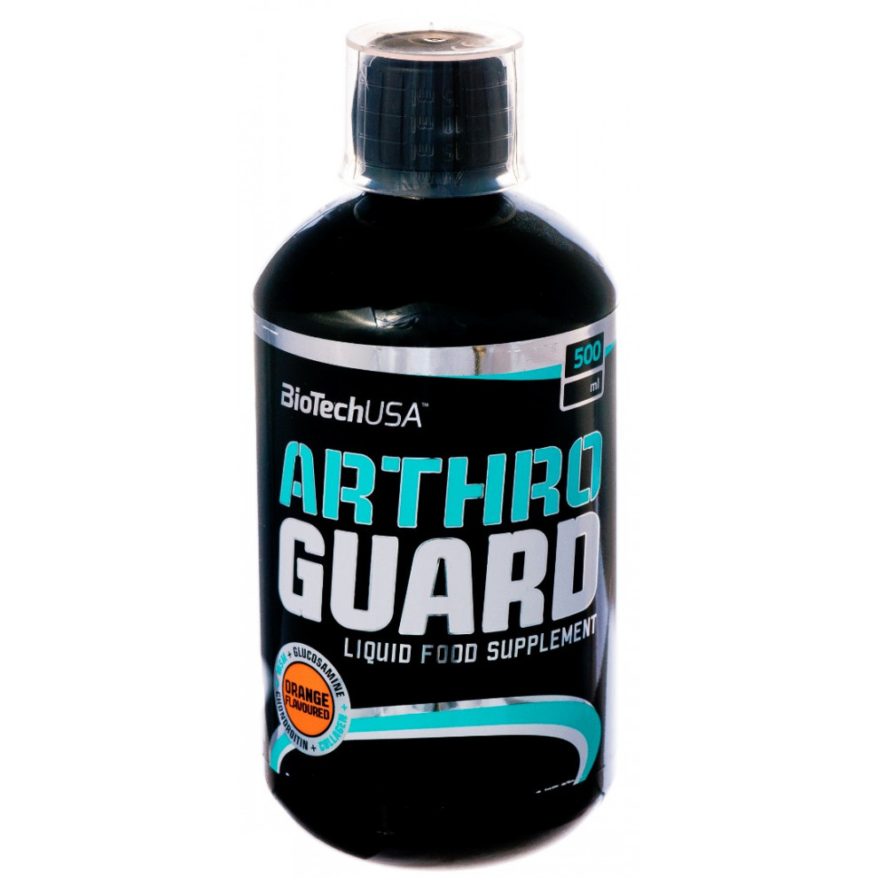 Артро Гад, BiotechUSA, Artro Guard Liquid, Orange, 500 мл