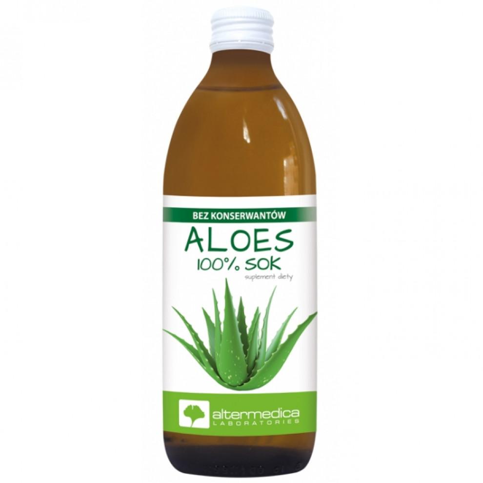 Сік алое вера, Altermedica, Aloe Vera Juice, 1 л
