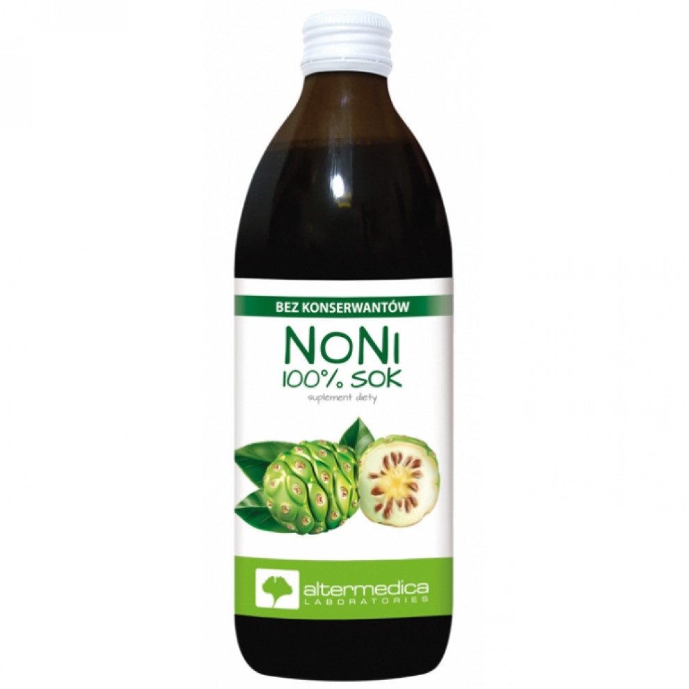 Сок нони, Altermedica, Noni juice, 500 мл