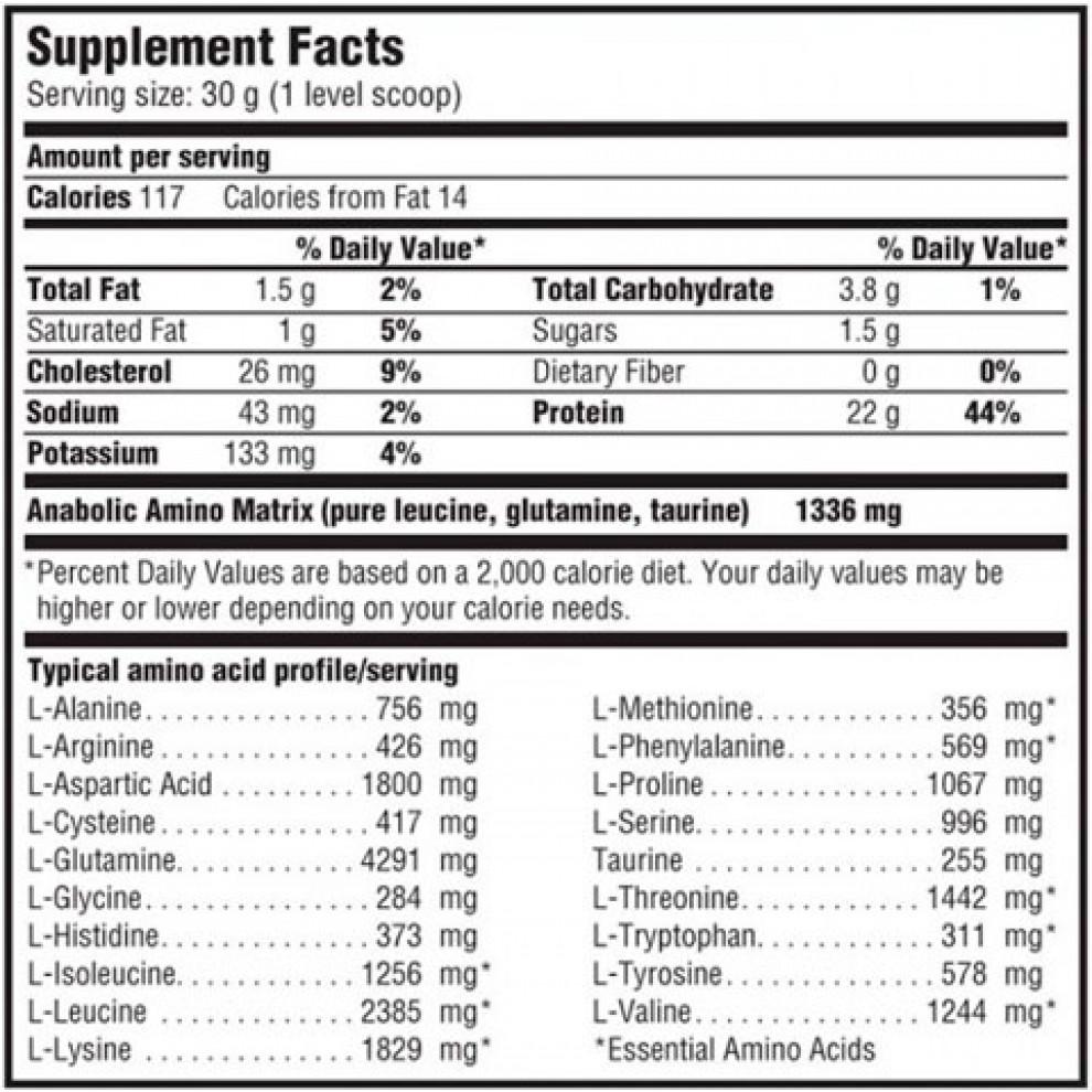 Протеин, Whey Protein (шоколад), Scitec Nutrition, 1,85 кг