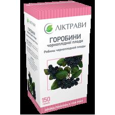Рябины черноплодной плоды, Ліктрави, 150 гр