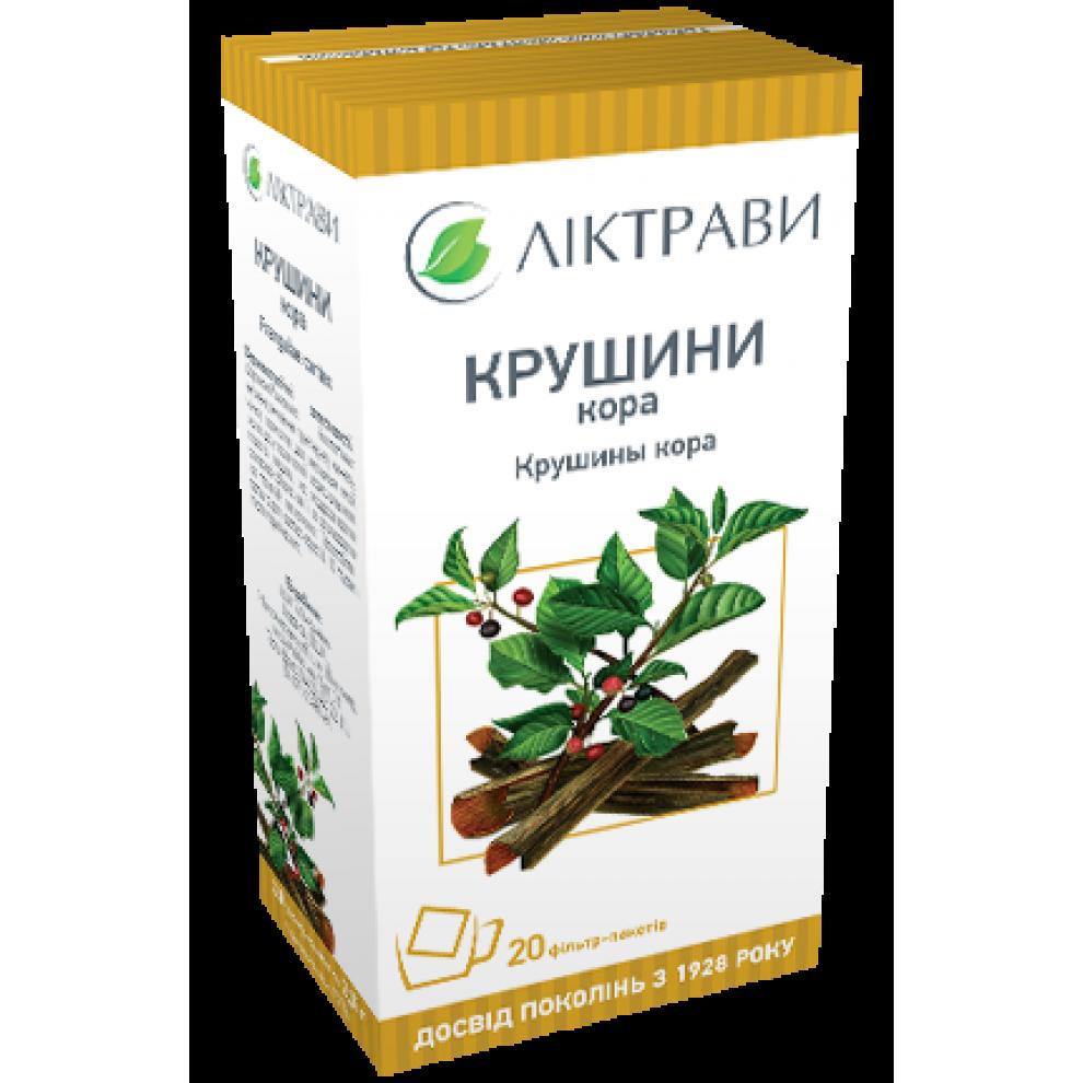 Крушини кора, Ліктрави, 75 гр