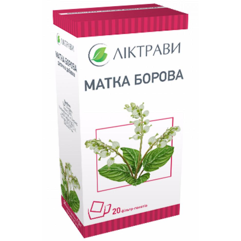 Матка боровая, Ліктрави, 50 гр