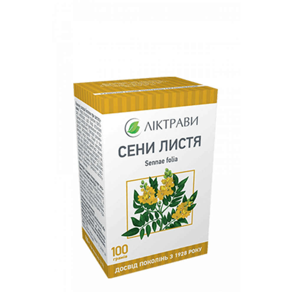 Сени Лисятя, Ліктрави, 100 гр