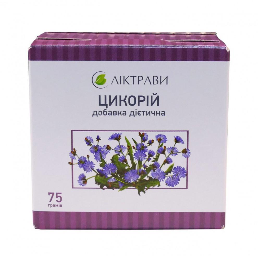Цикорий, Ліктрави, 75 гр