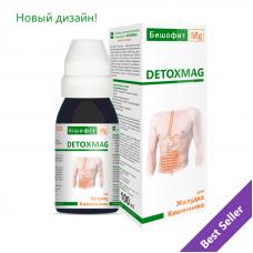 Детоксмаг, Бішофіт-Mg,  Detoxmag, 100 мл