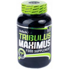 Трібулус, BiotecUSA, Tribulus, 1500 мг, 90 таблеток