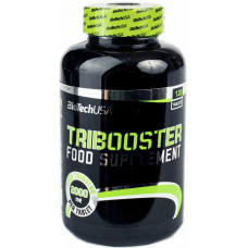 Трибустер, BiotecUSA, Tribooster, 2000 мг, 60 таблеток