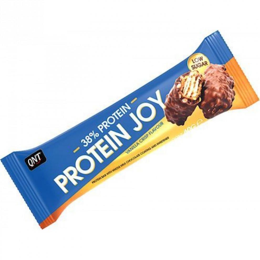 Протеїновий батончик, QNT, (карамельне печиво), 60 г