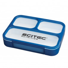 Контейнер, Scitec Nutrition, Food Container blue