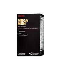 Мультивітаміни, GNC, Mega Men Sport, 180 капсул