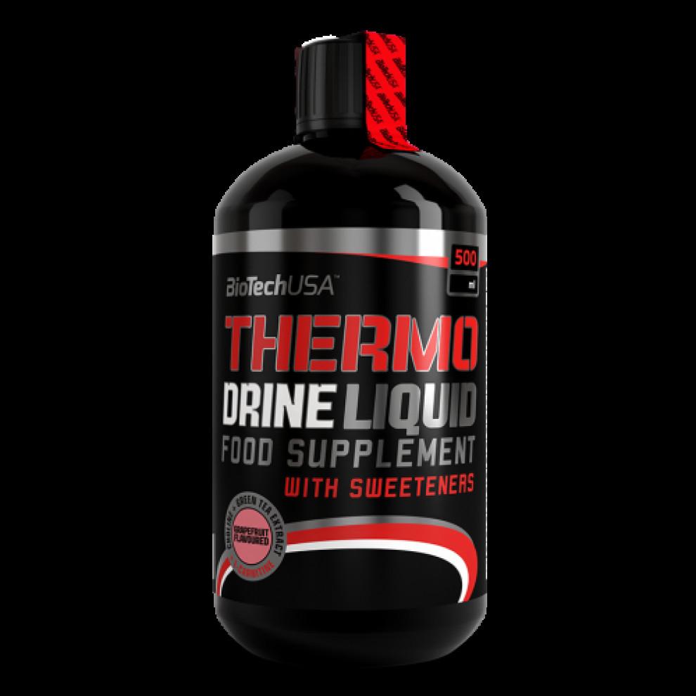 Термо Драйн, BiotechUSA, Thermo Drine, грейпфрут, 500 мл