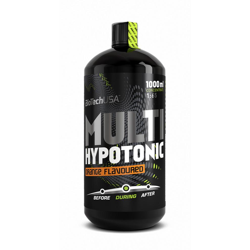 Гіпотонік, BiotechUSA, Multi Hypotonic, апельсин, 1000 мл