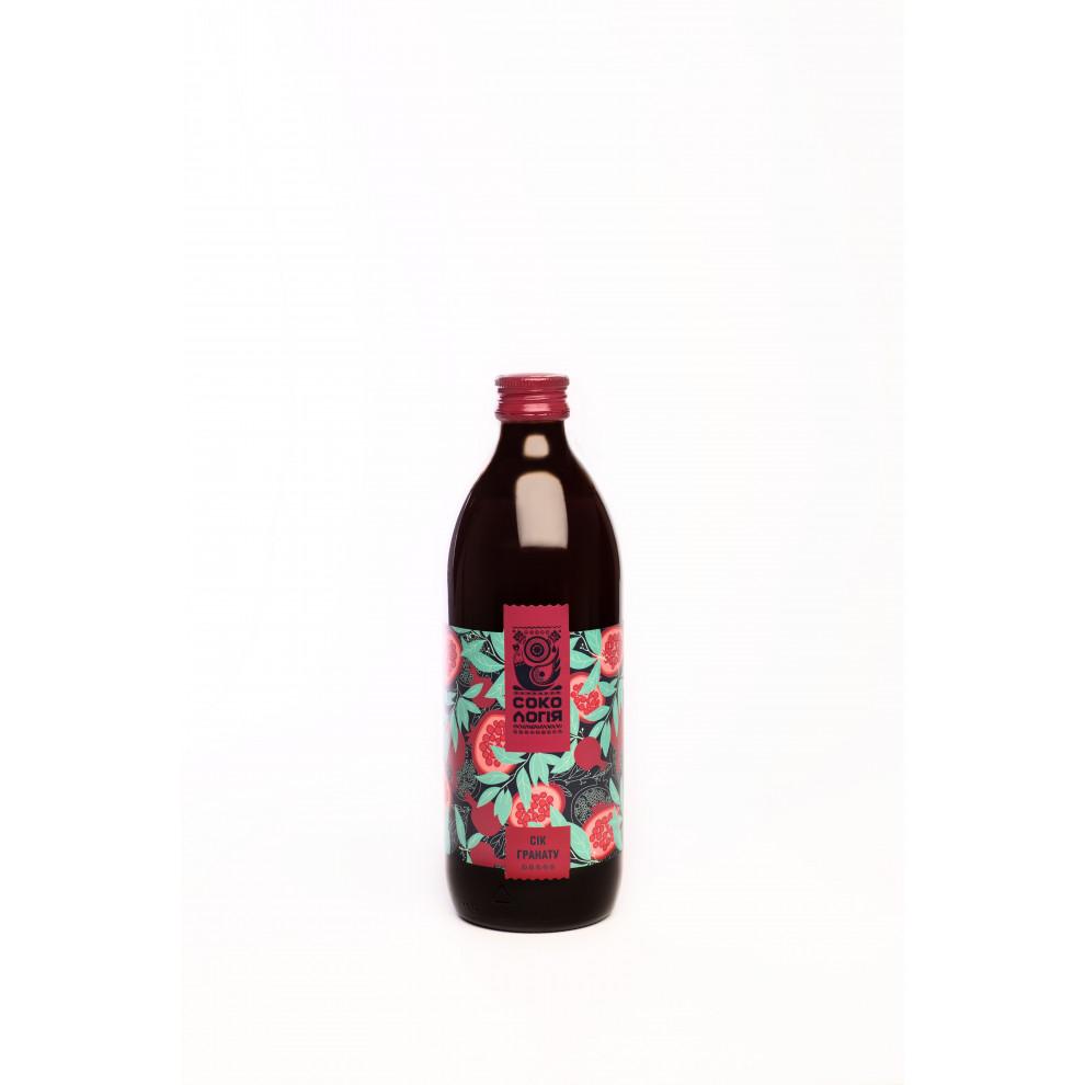 Сок граната, Сокологія, Pomegranate Juice, 500 мл