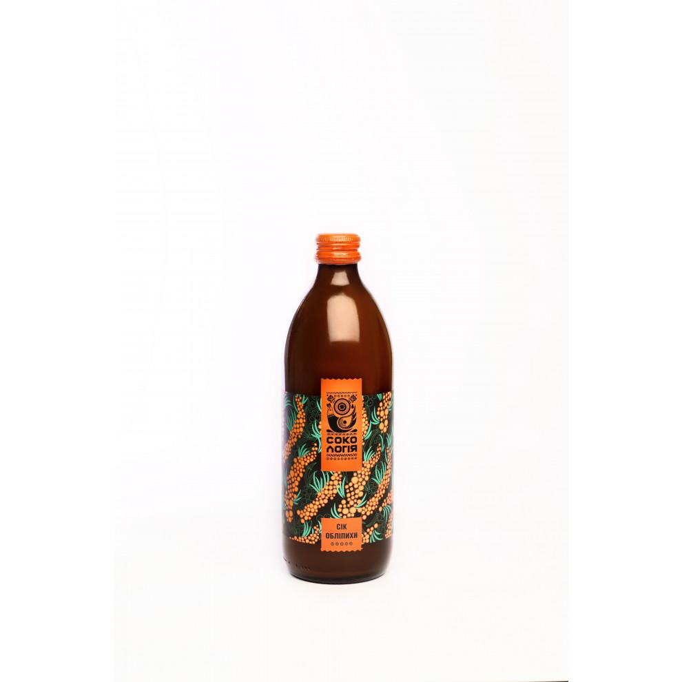 Сок облепихи, Сокологія, sok z rokitnika, 1 л