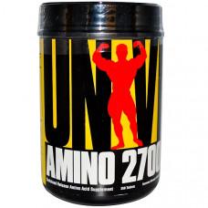 Амино 2700, Universal Nutrition, Amino 2700, 350 таблеток
