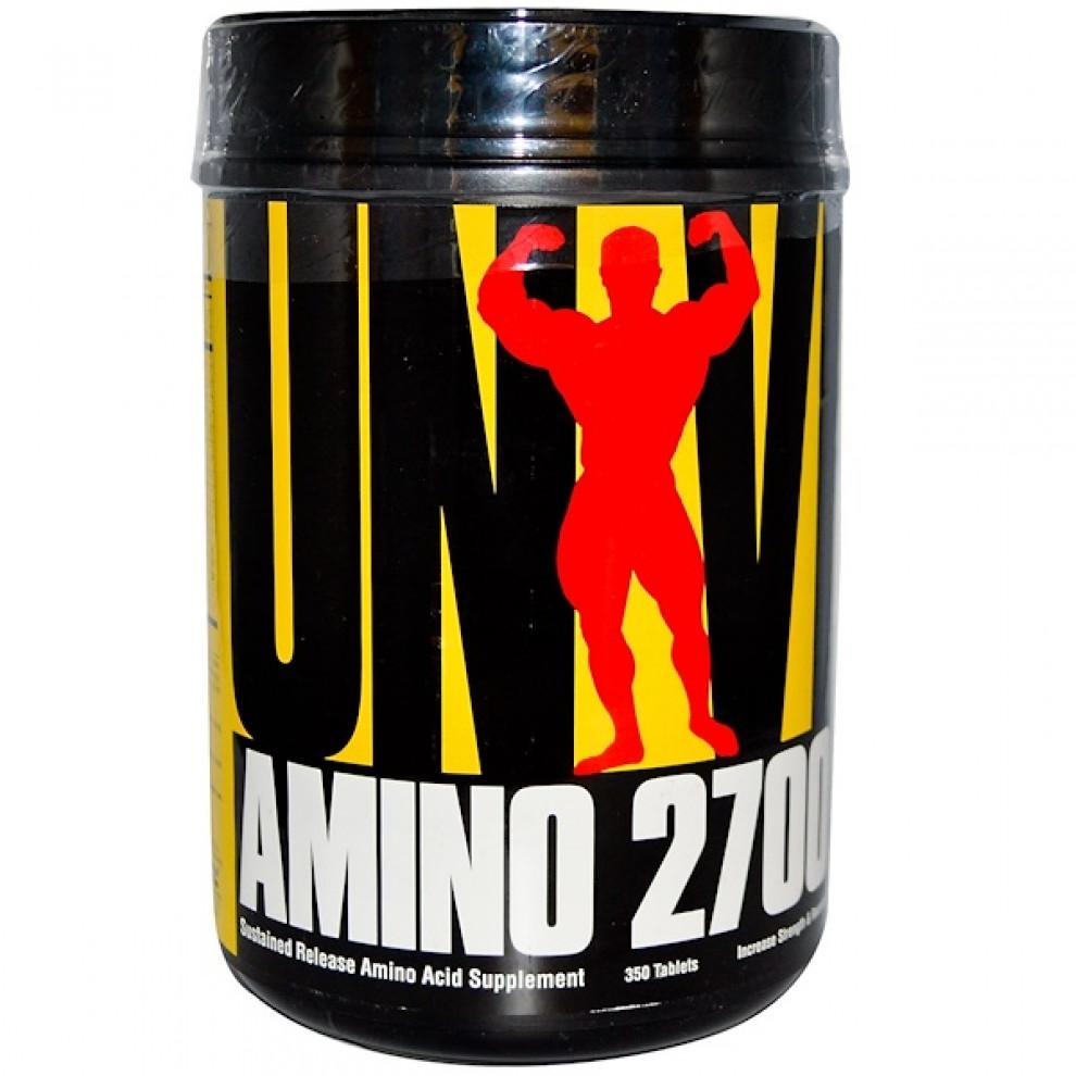Аміно 2700, Universal Nutrition, Amino 2700, 350 таблеток
